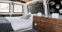 Van Life Inspo / Van life ideas for living your BEST life on the road! Road trip ideas and routes, how to trick out your van for ultimate comfort, storage tips, and stories from the road.