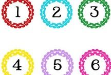 Spelen met Cijfers / Getalbegrip Sorteertijd!! / by Dorine Kuijer