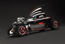 Whacky Rides / Weird, crazy, obnoxious, but awesome cars!