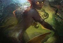 Fantasy / Favourite Fantasy stuff/creatures