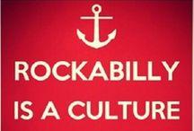 Rad Rockabilly / Rockabilly, Hotrods, and just plain 50's everything!