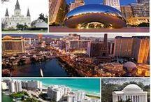 #SeeUSA / Lugares de Estados Unidos