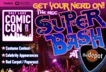 2013 Salt Lake Comic Con Events & Activites / Stuff going on at the Con