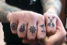 inspiration - body art. / Tattoos