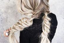 wear | hair
