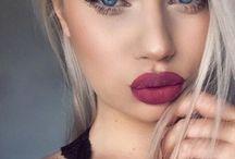 wear | make-up