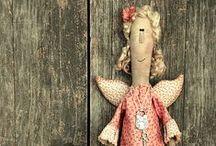 Primitive dolls / Primitive dolls / by Татьяна Авдеева