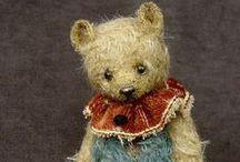 Teddy bear and his friends - el Osito y sus amigos / Teddy bear and his friends - el Osito y sus amigos