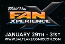 2015 FanXperience / Past guests, events, and features from FanX 2015 - Salt Lake Comic Con's mind-blowing pop culture event!