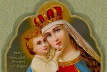 Prayers to Mary, the Mother of Jesus / Prayers to the Virgin Mary, Mother of Jesus