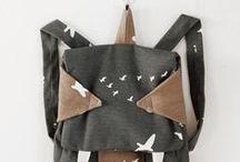 Backpacks & schoolbags | sewing patterns