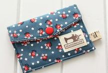 Wallets | sewing patterns
