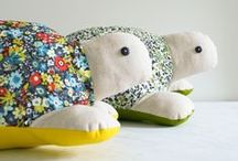 Toy Animals | sewing patterns
