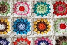 Granny squares / by Dorine Kuijer