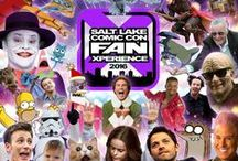 2016 FanXperience / Join us for Salt Lake Comic Con FanXperience 2016, March 24-26, 2016 in Salt Lake City, Utah.