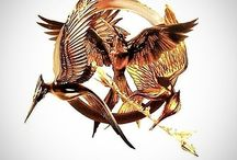Hunger Games Geek / May the Odds be Ever in you Favor  Hunger Games, Catching Fire, and MockingJay / by Abbey Miller