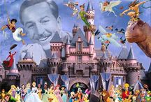 Disney / It all started with a mouse / by Abbey Miller