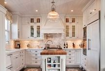 Luxury Kitchens / Interior design ideas and inspiration for your dream kitchen.