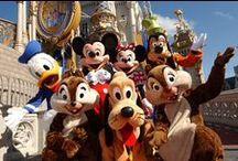 Disney WORLD / by F. T.