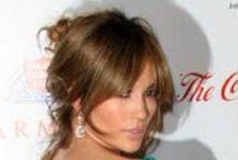 The Jennifer López Style / Maquillajes, Outfits de JLO