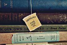 Libros y más libros / Todo lo relacionado con los libros. Me encantan!