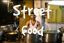 Street Food / Warning - Looking through this for longer than 10 secs will make you salivate. Which have you tried? Any that you want to try on your next trip?
