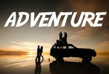 Adventures / A collection of photography of adventures on this fascinating planet.