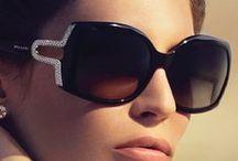 Gafas de Sol con estilo / Maravillosas gafas de sol, con mucho glamur!