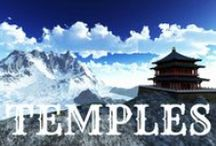 Temples / A collection of photography of the world's most beautiful temples.