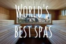World's Best Spas / A collection of photography from the world's most beautiful spas.