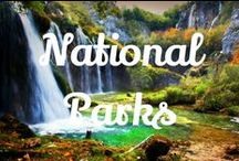 National Parks / A collection of photography from the world's most beautiful national parks.