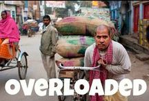 Overloaded / How overloaded can transport be?