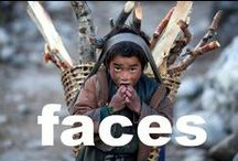 Faces / Faces of the world.