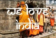 We Love India / We love India. A collection of photography from the most colourful country in the world.
