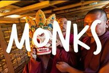 Monks / A collection of photography of Monks from around the world.