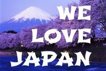 We Love Japan / We love Japan. A collection of photography from the land of the rising sun.