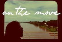 On The Move / On the move. A collection of photography of travelling our fascinating world.