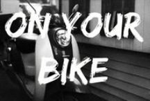 On Your Bike / On your bike. A collection of photography of travelling this world on two wheels.