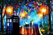 Doctor Who! / NUMBER ONE OBSESSION! It ties with Sherlock though..anyways I adore Doctor Who! / by Katie Jensen