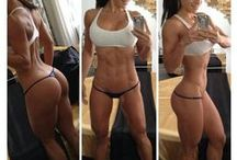 Fit Girls / Girls who motivated me