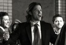 Supernatural / by Miss Moriarty