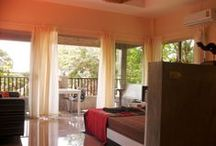 Island Suite Two / Deluxe Double Room with terrace and spacious bathroom. One king-size bed and spacious bright bathroom...