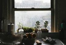 Around kitchen table