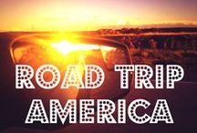 Road Trip America / A collection of photography from road trips in the USA.