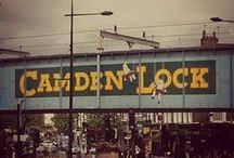 CAMDEN TOWN, London / Beautiful shots of the place where we live and that inspires all our watches.