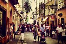Salzburg - my travelblog / A few pictures of my travel in Salzburg
