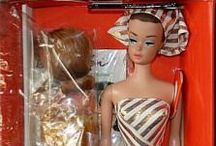 Vintage Barbie / Barbie-dolls frommy childhood