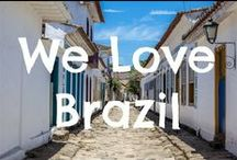 We Love Brazil / We love Brazil. A collection of photographic inspiration from Brazil.