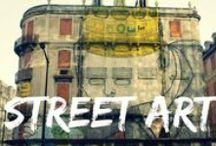 Street Art / A collection of the best street art photography from around the web.