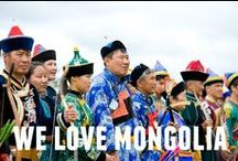 We Love Mongolia / We love Mongolia. A collection of the finest photos from Mongolia.
